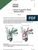 Inyeccion Bosch Motronic MED7