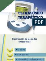 Clase de Ultrasonido