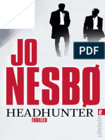 Headhunter - Jo Nesbo