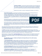 Tao Forecast Report Sample