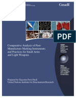 Post-Manufacture Marking - Final Report