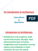 3266 an Introduction to Architecture
