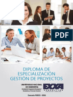 Exxa Consulting DiplomaDeEspecializacionEnGestionDeProyectos