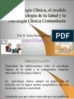 5 La Psicología Clínica, Salud y Comunitaria