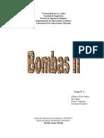 Informe Sistema Bombas 2 Grupo 2