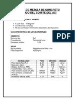 Diseño de Mezcla de Concreto 11.07.17