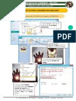 5. Módulo Publisher - Ejercicio01 3ro