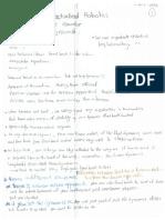 UnderActuatedRobotics Lecs1 4 Notes