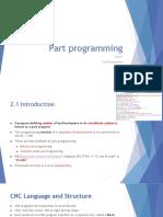 03 Part Programming