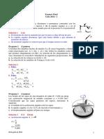 Solucionario Final 2014-1