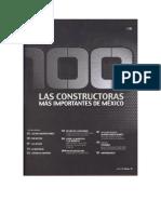 Revista Obras Las 100 Mejores Empresas de la Construcción en México