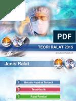 Soal Teori Ralat 2015