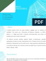 Vidro, Plastico, Madeira e Caixilharia Pptx