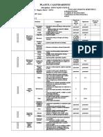Clasa IV - EFS - Planul CS Minibaschet 2016_2017