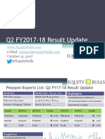 EquityBulls - Q2 FY17-18 - Result Update - Oct 31