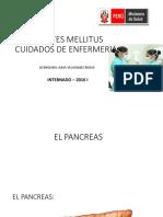 El Pancreas. Internado Sabado 223-01-2016.Pptxexamen