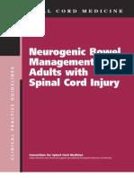 SCI Neurogenic Bowel1