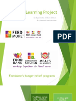 feedmore - service learning project  1