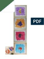 Finger Prints Art