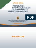 PPT Laporan Antara Database Drainase (2)(2)