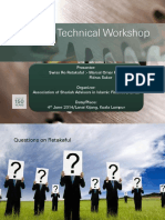 ASAS Technical Workshop for ReTakaful Mastercopy