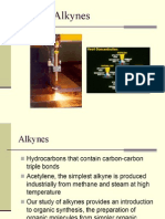Chapter 7 Alkynes