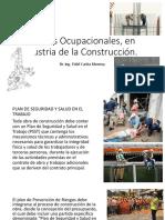 2Gestion Const Semana 10 Accidentes Ocupacionales en La Industria de La