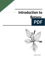 Intro Botanyjjjjjjjn