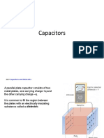 Capacitors and Circuits