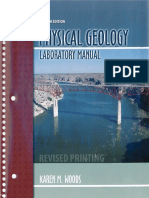 Physical Geology Lab Manual