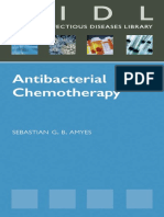 Antibacterial Chemotherapy-Theory, Problems, And Practice (Oxford University Press)