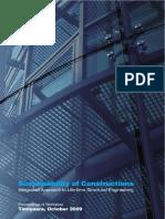 Proceedings Conferinta Sustenabilitatea Ctiilor Timisoara 2009
