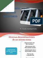 Derecho Comercial II (Sociedades i) - Levantamiento Del Velo Societario