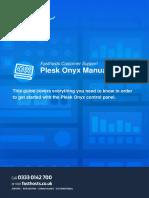 Plesk Onyx Manual