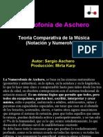 Teoría Comparativa de la Música