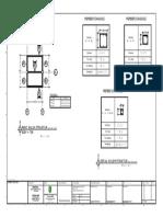 PEMB.masjID BAITUL MAKMUR-Denah Balok Dan Detail Kolom