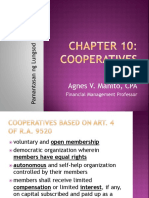 Chapter 10 Cooperatives1