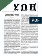 1927-07-003 Fuerza Barata, Iman de Industrias. Metalurgia Del Alumino en Aragon.