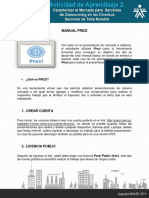 Instructivo Manual Prezi