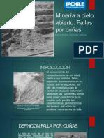 329706994-Mineria-a-Cielo-Abierto-Fallas-Por-Cunas.pptx