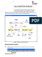 Running a Load Flow Analysis.pdf