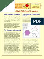 mathtechnewsletter