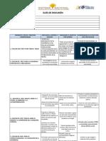 2. Guia de Discusion y Sistematizacion Autoevaluacion Circuito Nº 6