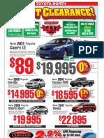 Test Toyota Ad