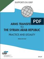 Arned Transfer Syria