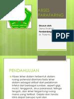 2. Slaide Abses Parafaring