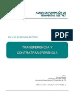 Transferencia y contratransferencia.pdf