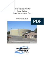 FINAL Reservoirs and Booster Pump Stations Asset Management Plan September 2011