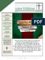 2017 November Eastminster Edition