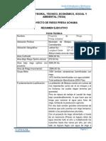 Ficha Tecnica Proyecto Presa Uchama